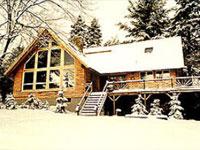 Lc Andrews Maine Cedar Log Homes In Windham Maine Maine