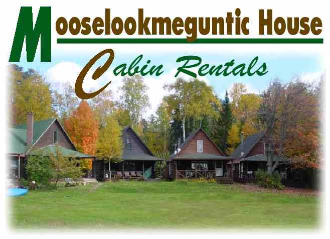 Mooselookmeguntic House Cabin Rentals on Mooselookmeguntic ...