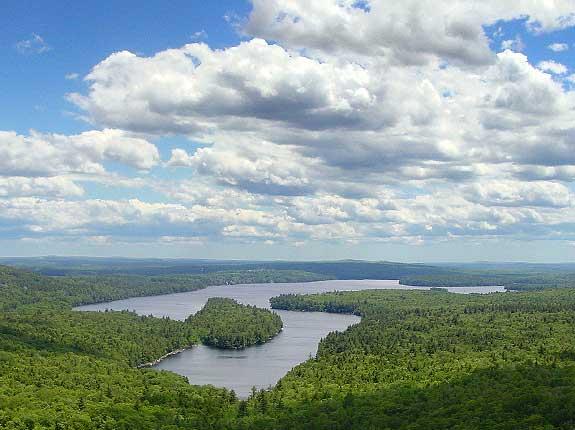 Kennebec & Moose River Valleys - Belgrade Lakes Region