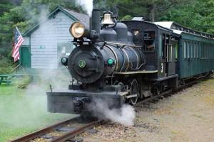 Sandy River & Rangeley Lakes Railroad