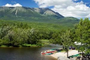 Mt. Katahdin Area Campground
