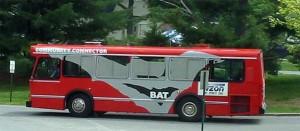 Bangor Area Transit Bus
