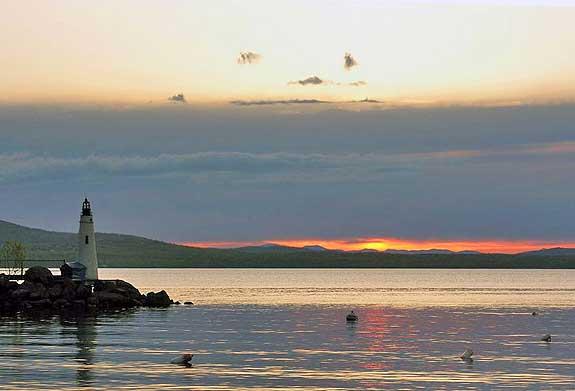 Frye Island Maine - Sebago Lake