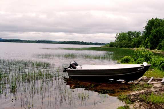 Grand Lake Stream Maine