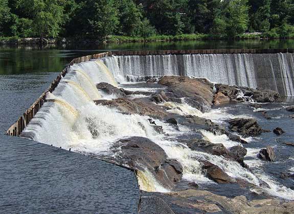 Livermore Falls Maine