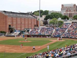 Portland Sea Dogs AA Baseball