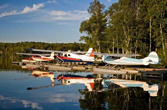 Maine Seaplanes