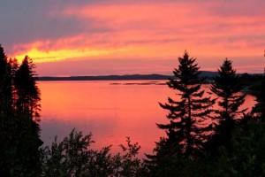 Campobello Island Sunset