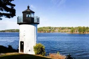 Calais Maine Lighthouse