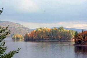 Wyman Lake Maine