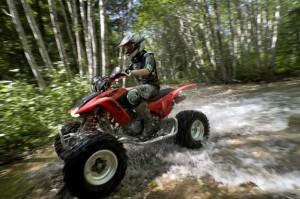 Maine ATV Trail