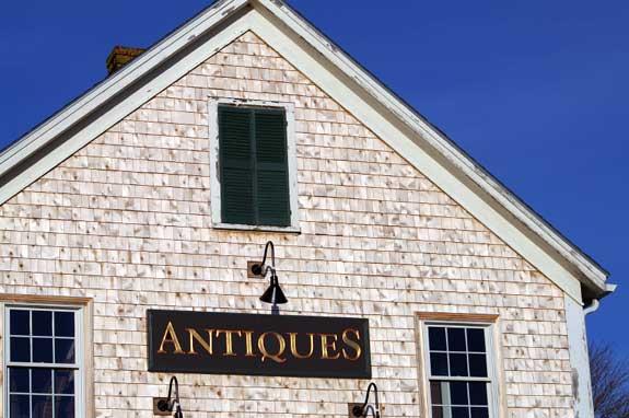 Maine Antiques Shop