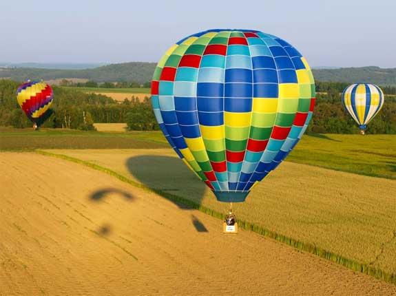 Maine Hot Air Ballooning