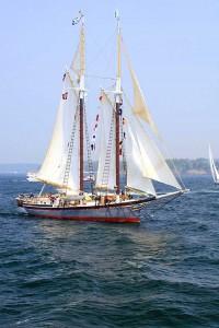 Boothbay Harbor Windjammer