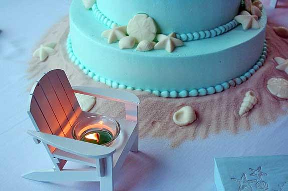 Maine Wedding Cake