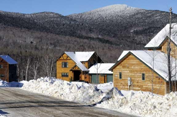 Maine Ski Condos