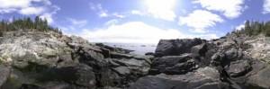Downeast Maine Panorama