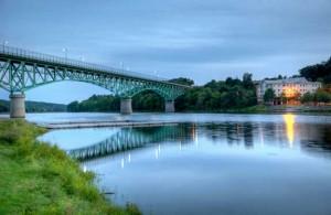 Kennebec River Bridge