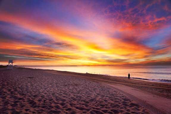 Ocean Park Maine Beach