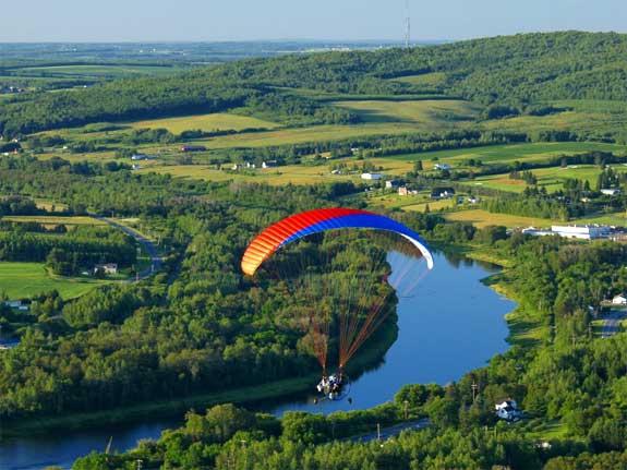 Maine Powered Parachute