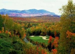 Sugarloaf Maine Golf Course