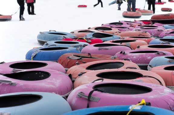 Maine Snow Tubing Park