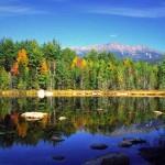 Autumn-Reflections---Mt-Katahdin