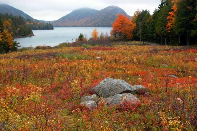 Acadia National Park Photos Etravelmaine