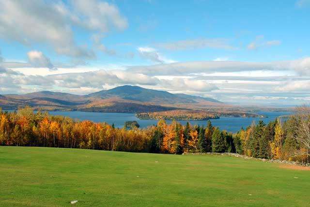 Maine Fall Foliage Photos Etravelmaine