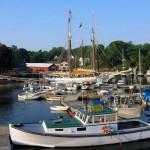 Boats-in-Camden-Harbor