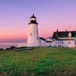 Dawn-at-Pemaquid-Point-Lighthouse---Bristol-Maine