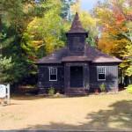 Log-Church---Oquossoc-Maine