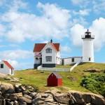 Sunny-Day-at-Nubble-Light---Cape-neddick-Maine