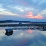 Sunset---Maine-Coast