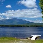 View-of-Mt-Katahdin-from-Millinocket-Lake