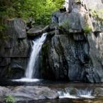 Waterfall-in-Gulf-Hagas-Gorge