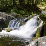 Waterfall-near-Guld-Hagas