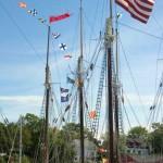 Windjammer-in-Camden-Maine-Harbor
