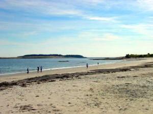 Crescent Beach Maine