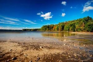 Sebago Lake Beach