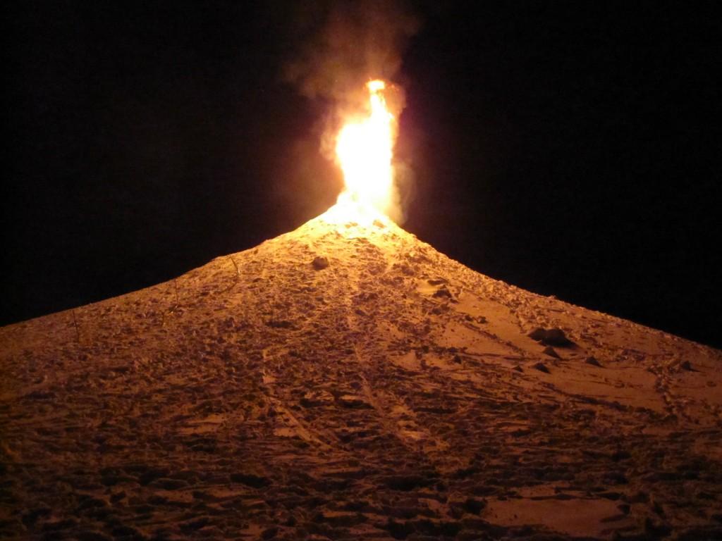 WinterFest 2012 Snowcano