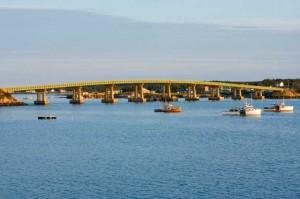 Beal island Bridge